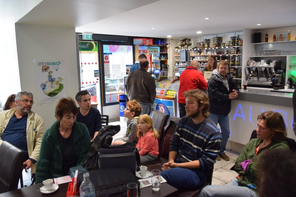 Café Citoyen ILOTS MOTS